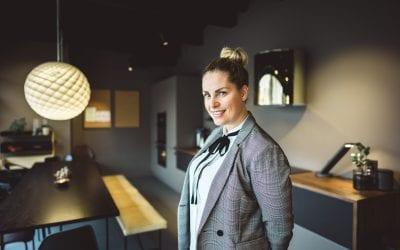 Ida hos Senab Eikeland om de nyeste kjøkkentrendene