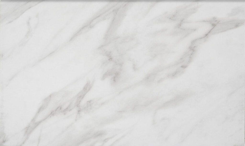 Benkeplater Nova Interiør - Hvit marmor